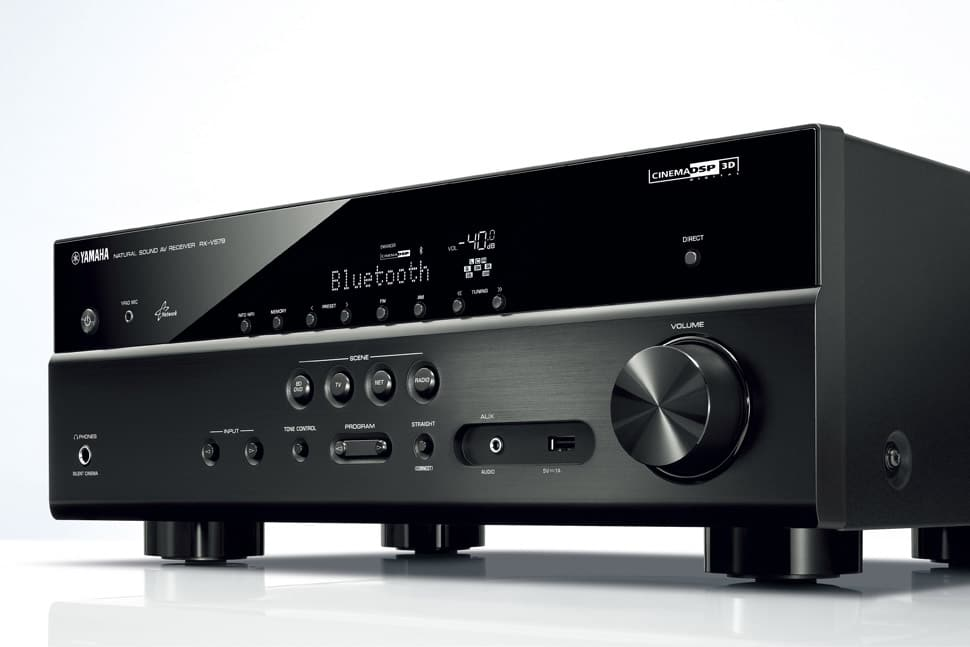 How To Connect Bluetooth To Yamaha Receiver Rx V
