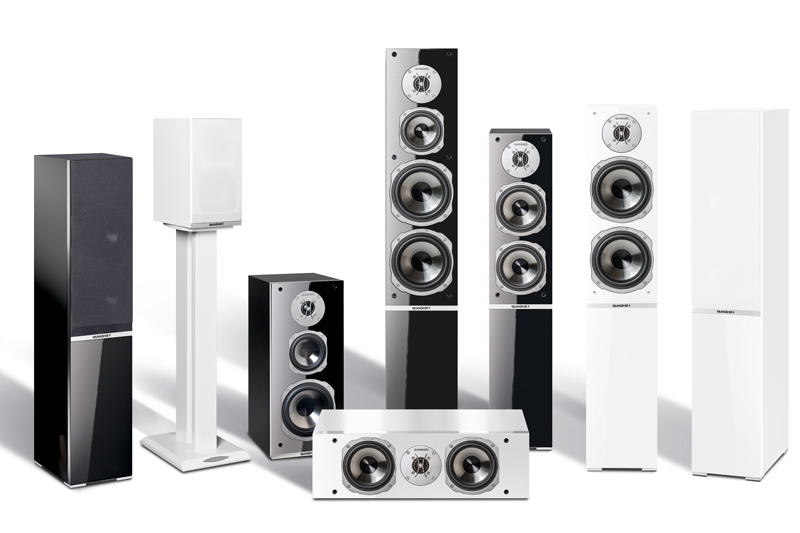 quadral argentum 5 von stereo bis surround modernhifi. Black Bedroom Furniture Sets. Home Design Ideas
