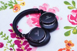 Audio Technica ATH-MSR7NC Test Over-Ear-KJopfhörer mit Active Noise Cancelling
