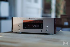 Marantz HD-CD1 Test des CD-Players
