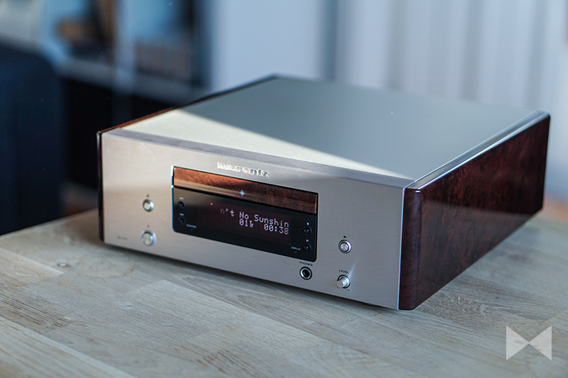 Marantz HD-CD1 Design