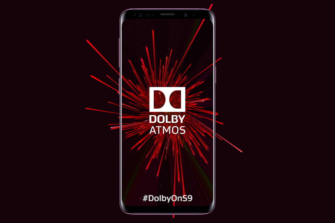 dolby atmos auf samsung galaxy s9 und galaxy s9. Black Bedroom Furniture Sets. Home Design Ideas